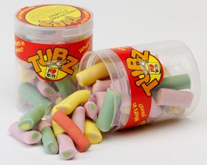 Tubz Haribo Rhubarb & Custard