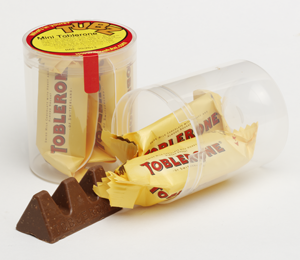 Tubz Mini Toblerone