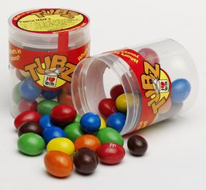 Tubz Peanuts M&M's