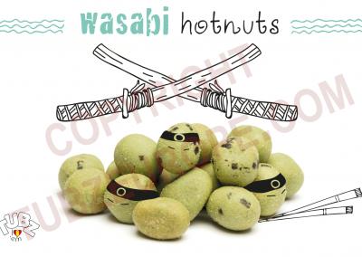 Wasabi Hotnuts