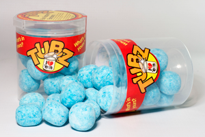 Tubz Blue Raspberry Bonbons