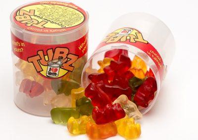 Tubz Gummy Bears
