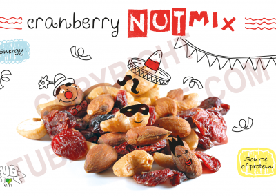 Cranberry Nutmix