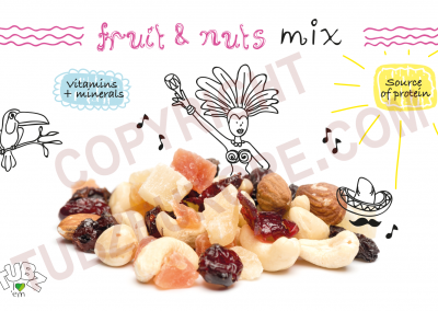 Fruit and Nuts Mix