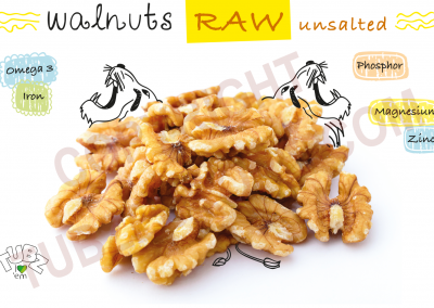 Walnuts Raw Unsalted