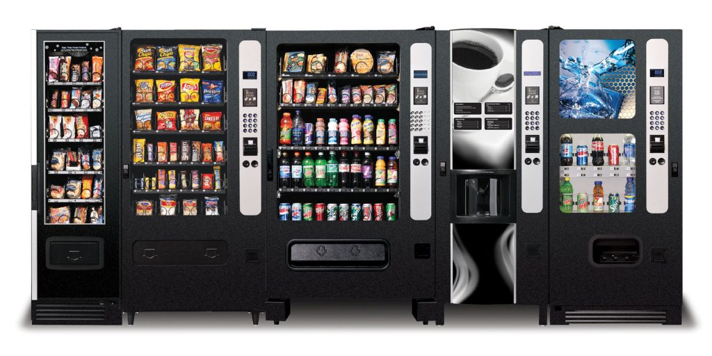 Which vending machine is most profitable?